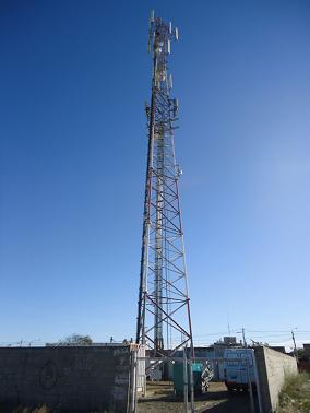 Comienza el desarme de la antena de Claro en respuesta a los vecinos de los barrios lindantes