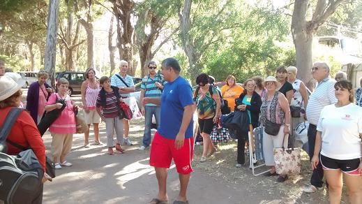 """Monte forma parte del programa """"Caminos Culturales"""""""