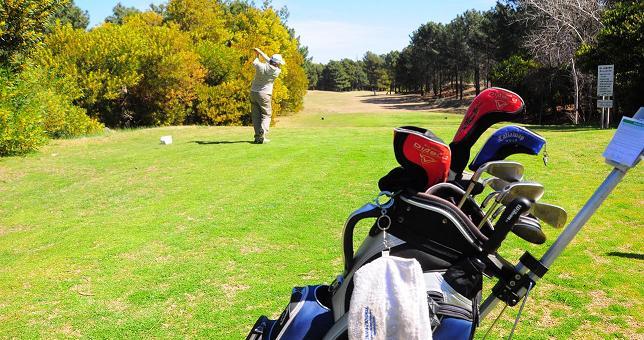 """Torneo de Golf """"Ferrara, materiales de construcción"""""""