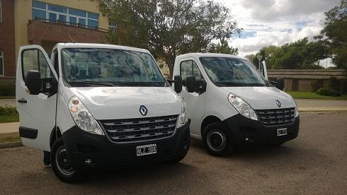 Nuevos vehículos para Servicios Públicos
