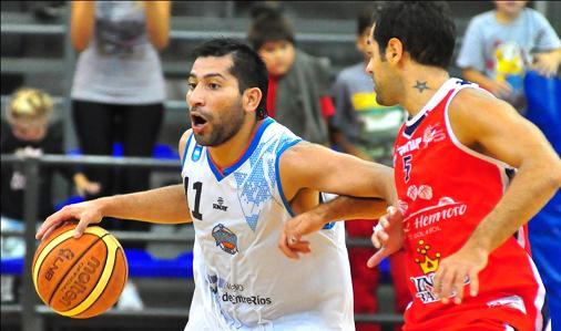 Monte Basket no pudo con Echagüe