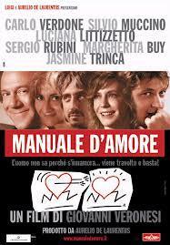"""Ciclo cine italiano gratuito con """"Manual D´Amore"""""""