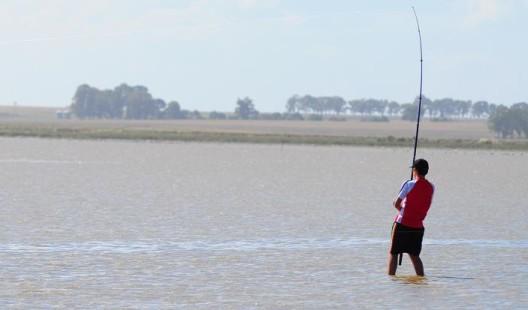 Se habilita la navegación en la laguna Sauce Grande