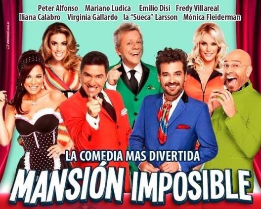 """""""Mansión Imposible"""" en el Centro Cultural MH"""