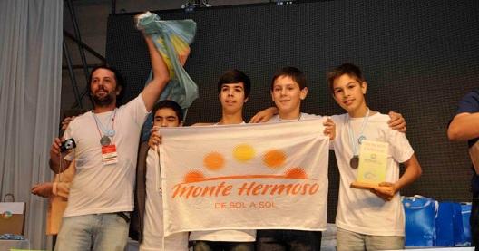 Montehermoseños al encuentro internacional de Ciencia y Tecnología