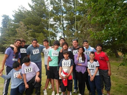 Montehermoseños en la etapa Inter Regional