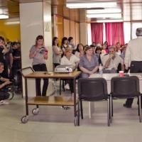 Se realizó la 1º reunión informativa y de actualización sobre EBOLA para equipos de Salud en Región I