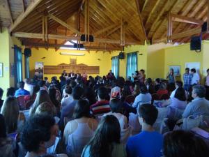 Comenzaron las jornadas sobre el nuevo Código Civil y Comercial en Monte Hermoso