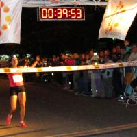 Más de 600 competidores corrieron en la noche montehermoseña