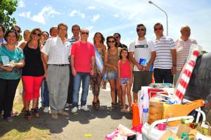 Desde la ciudad de La Plata llegó el primer turista de la temporada a Monte Hermoso