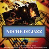 Noche de Jazz en los Conciertos de Sol a Sol