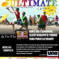 Nueva edición del Torneo de Beach Ultimate Carnaval