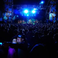 Estelares cerró la 24º Fiesta Nacional de la Primavera